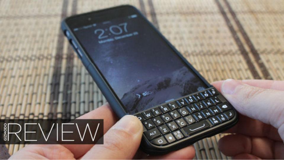 【レビュー】iPhone 6キーボードケース「Typo 2」は、どこまで実用的か
