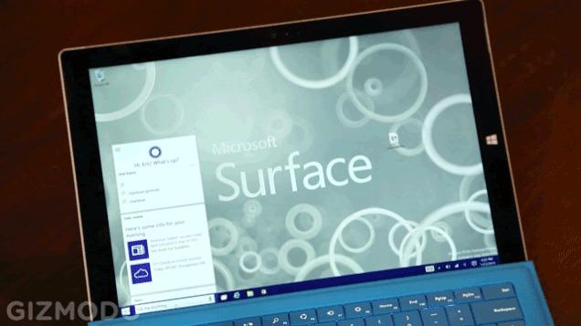 Windows 10最新プレビュー版、重要機能を5つのGIFアニメで