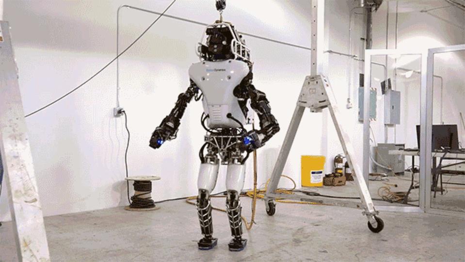 グーグルが買収した人型ロボットがさらにパワーアップ