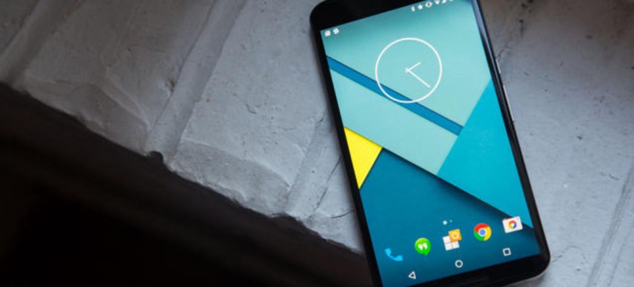 Nexus 6に指紋認証が搭載されなかったのはアップルのせい