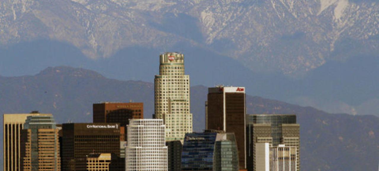 ロサンゼルスの街並はずばりダサい。それには立派な理由がありました