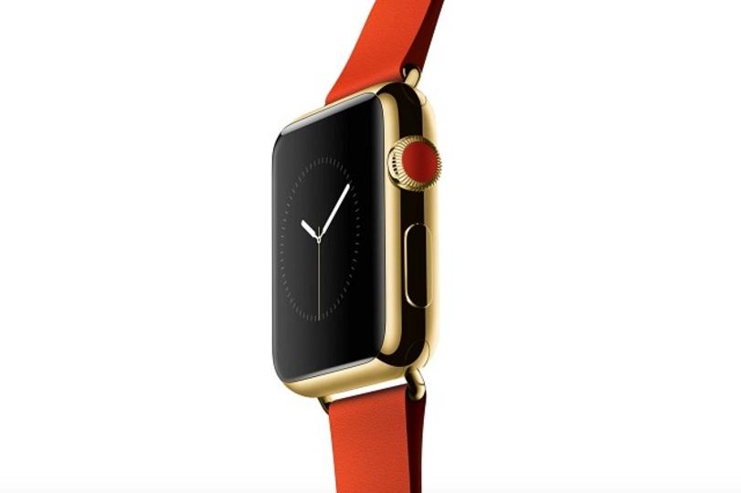 Apple Watchのゴールドモデルは専用金庫に収納される?