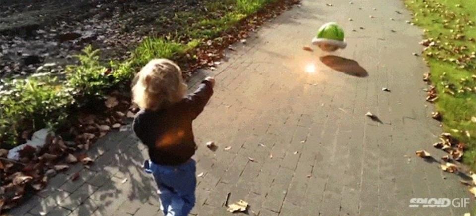子どもの想像力を描き出したキュートな動画