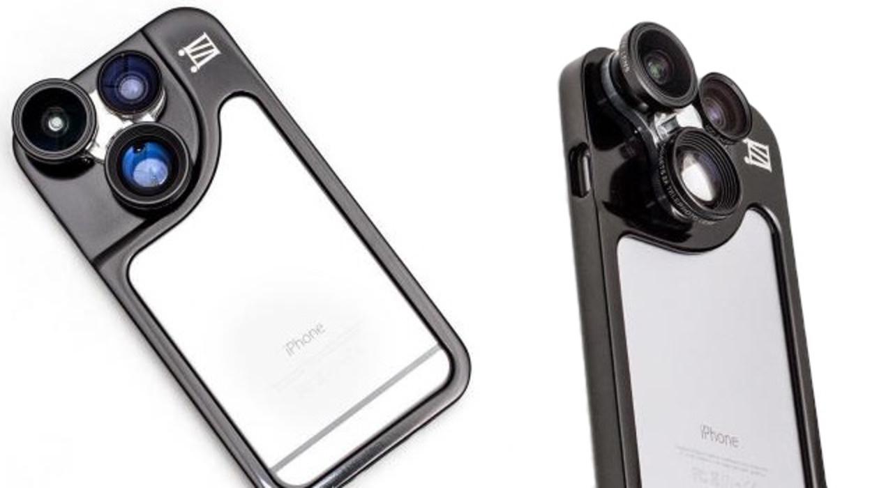 スコープドッグ風iPhoneレンズケースがiPhone 6に対応。むせる