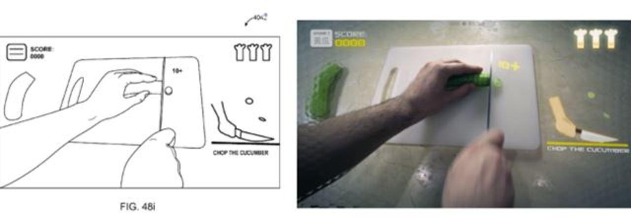Magic Leap特許にコピペされたUI大集合
