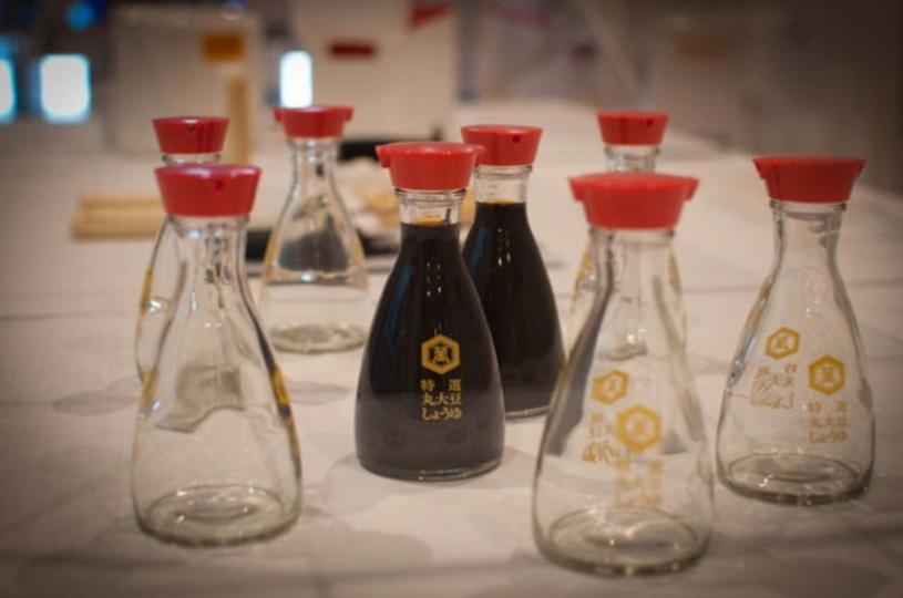 しょうゆ卓上瓶をデザインした、栄久庵憲司さんの原点