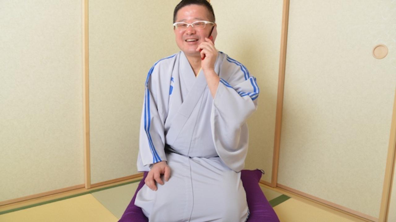 """にっぽん再発見。落語家が語る、日本の文化とケータイの""""意外""""な関係"""