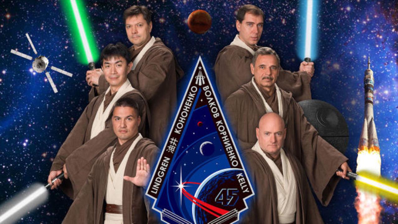 NASAの最新ポスターがすごくジェダイ
