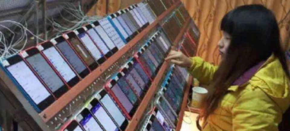 App Storeランキングは手作業で操作されている?