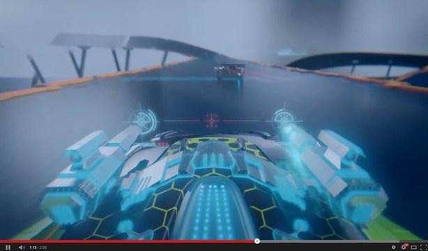 マリオカート的なAIデジタルスロットカーが進化しました