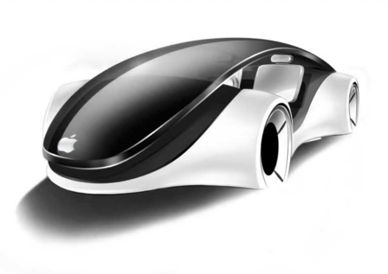アップル独自の自動車、2020年に発進予定かも