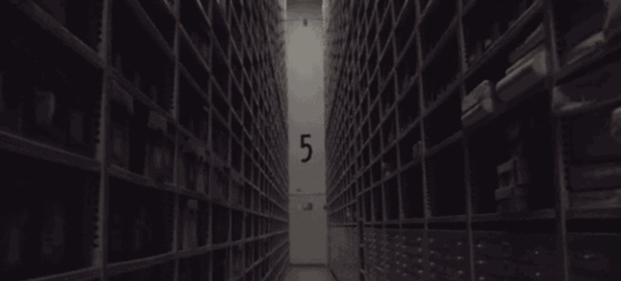 そこでは本がモノになる。ハーバード大学図書館極秘の書庫の中
