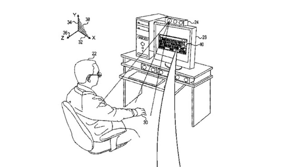空中タイピングできる3Dバーチャルキーボード、あったら欲しい?