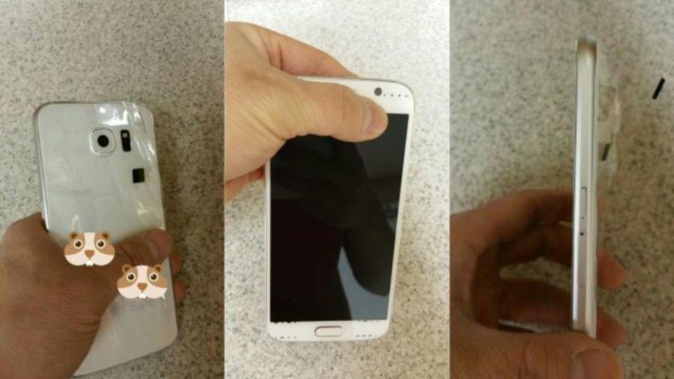 iPhone 6にそっくり? GALAXY S6の新デザインがリークも物議…