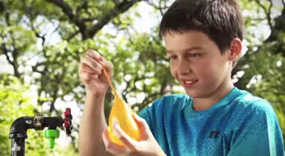 この夏はこれで圧勝だ! 縛る必要なしの水風船