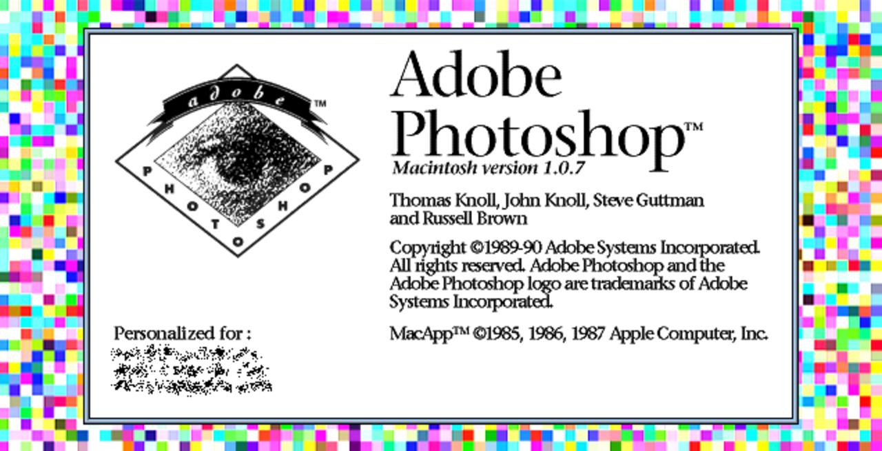 Photoshop25周年、Photoshopと共に成長した世界