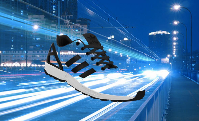 セルフィーの次はこれ!? ついに日本上陸、 アディダスの靴用プリントサービス「mi ZX Flux」