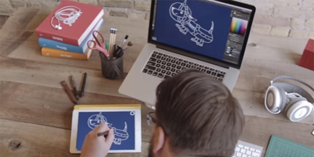 iPadが液晶タブレットに生まれ変わる「Astropad」