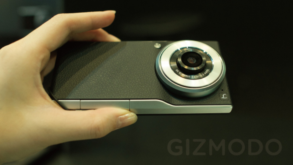 噂のSIMフリーカメラ、パナソニック「LUMIX CM1」の新しい使い方
