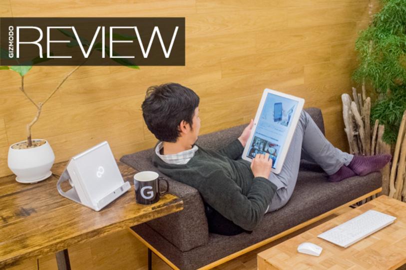 LIFEBOOK GH77/Tレビュー:ホームにあると幸せになれる新スタイルPC
