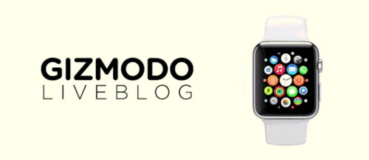 Apple Watchは日本で4月24日発売。12型RetinaのMacBook登場。 アップル・イベントの全て