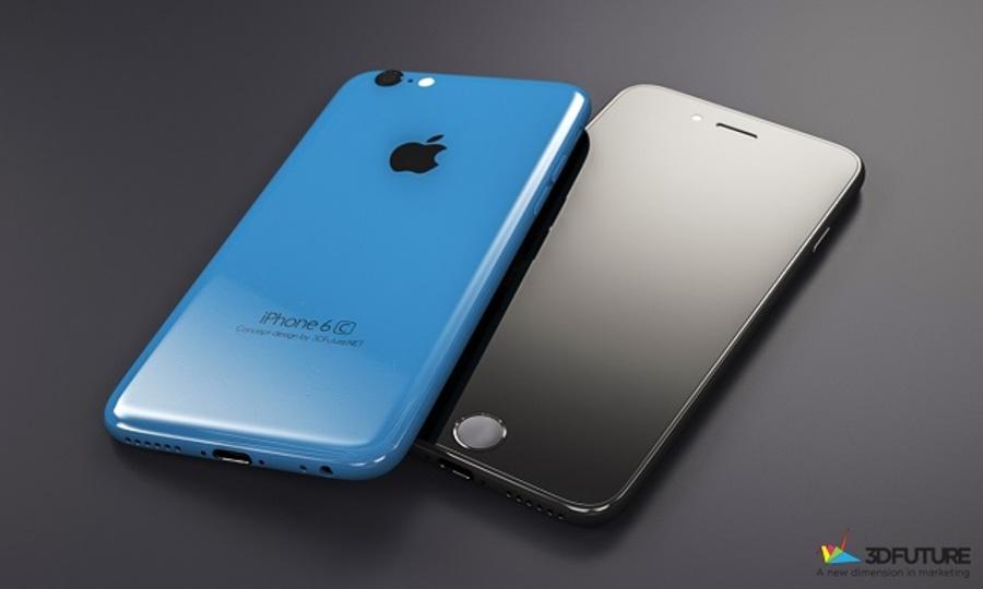 これ、売れるんじゃない? iPhone 6cのコンセプトイメージ