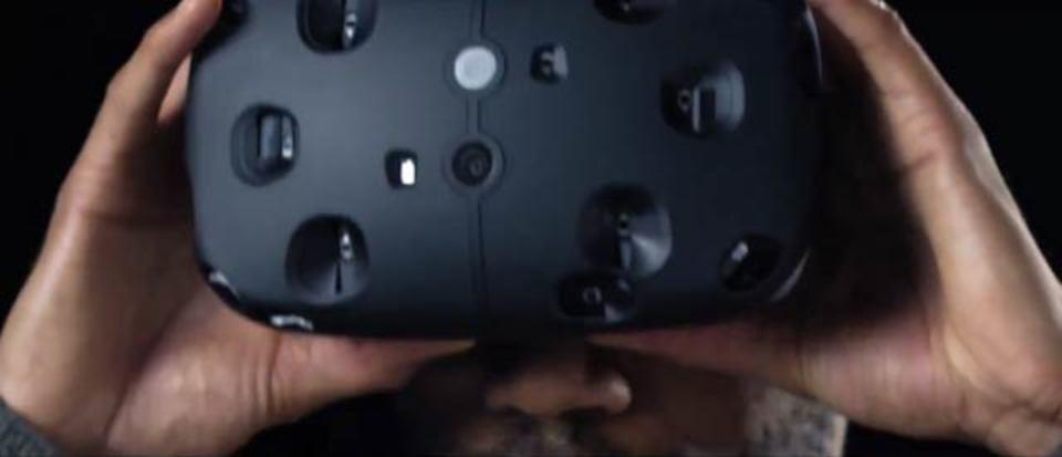 HTCとValveがタッグを組んだVRヘッドセット「HTC Vive」発表