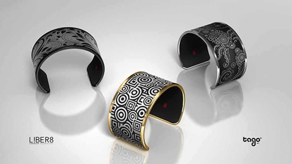 無限のデザインを秘めたブレスレットが誕生します