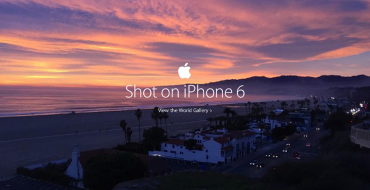 これがiPhone 6の実力。アップル世界各地で超巨大広告を展開中