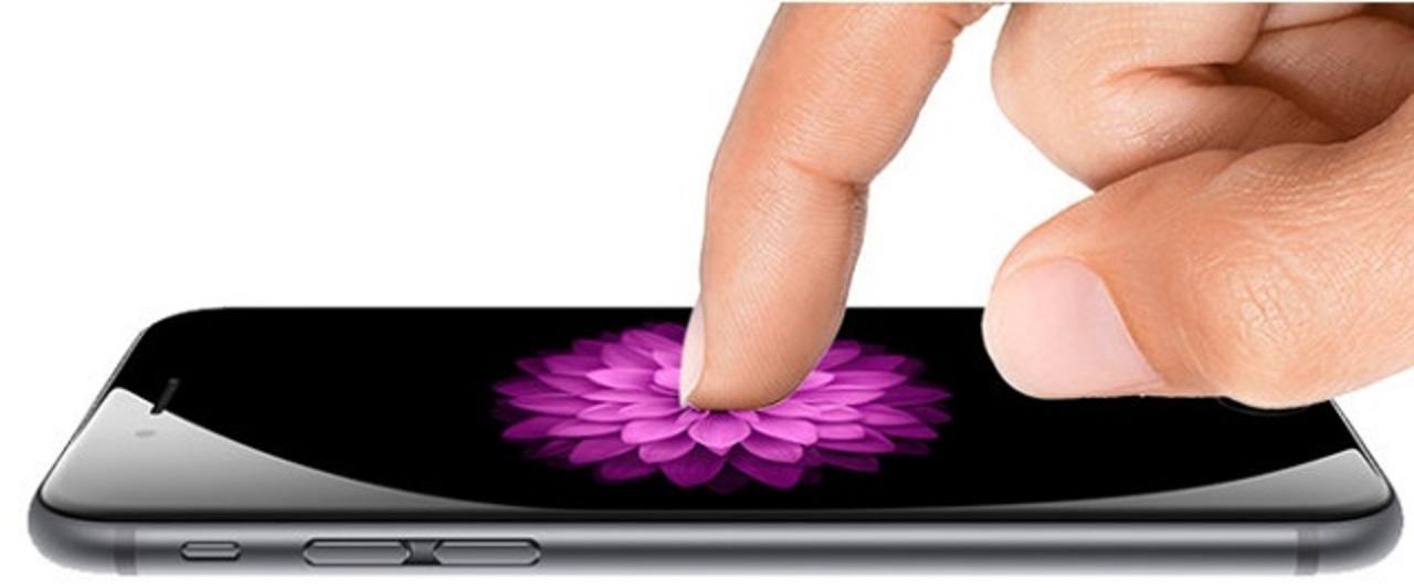 次期iPhoneはムニっとタッチ感度を感知する?