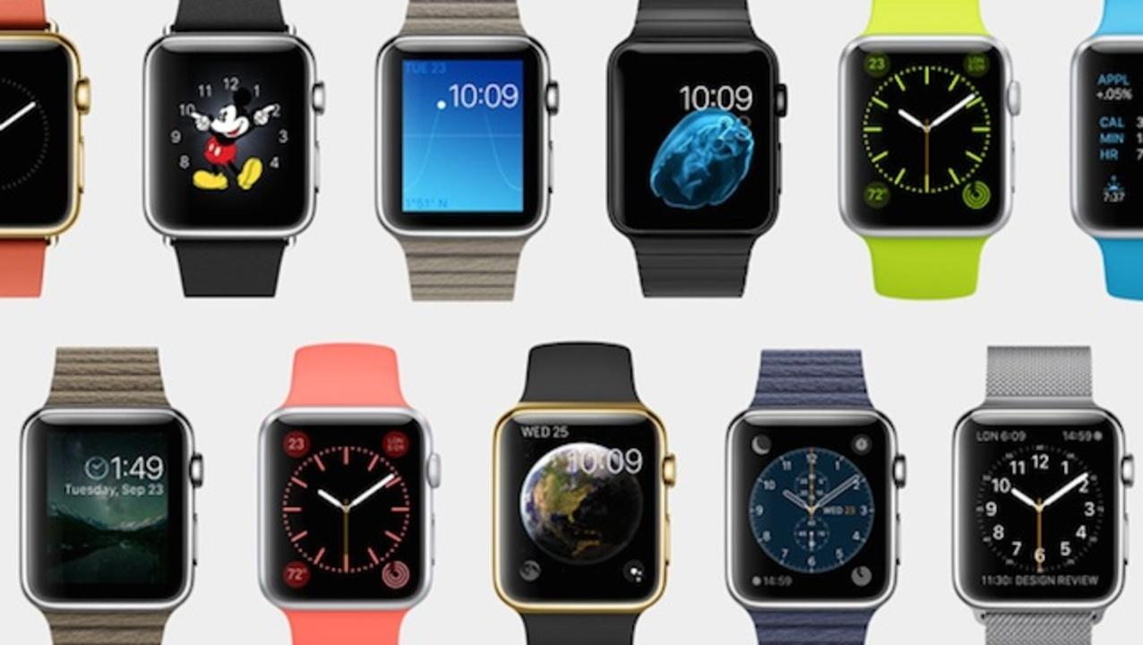 Apple Watch、アメリカ以外も4月発売くるよ!