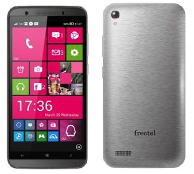 フリモバのfreetel、Windows Phoneを国内発売へ!