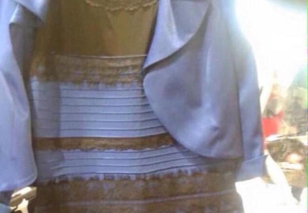 あのドレスはなぜ色が変わる? ついに科学で判明. 白金と青黒