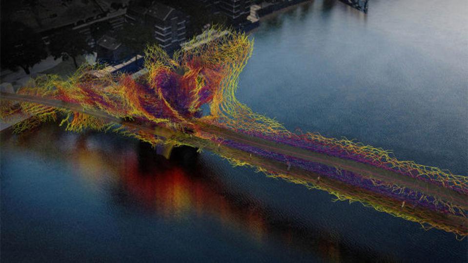 どうやって渡るの…? ロンドンの橋のコンペに集まった奇抜なデザイン