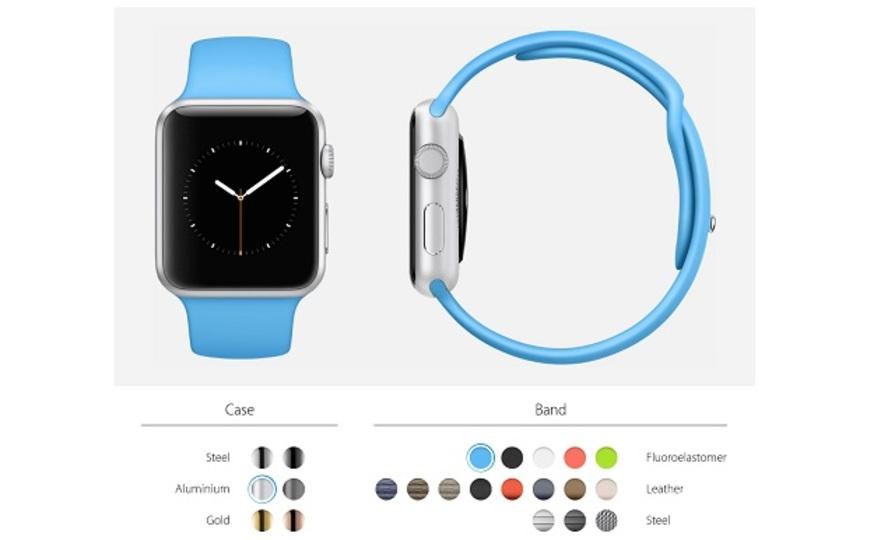 どれにする? Apple Watchの色組み合わせでコレでもかと悩めるサイト