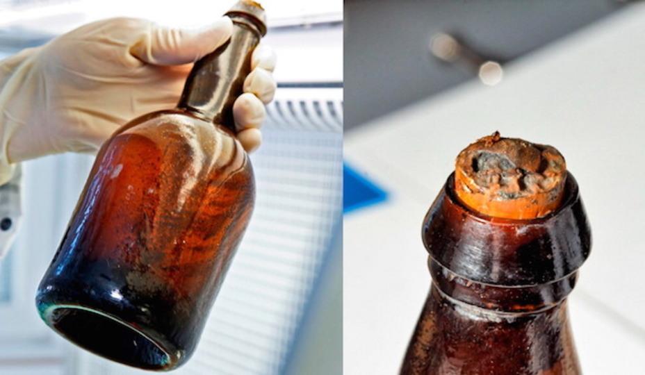 170年前のビールの本来の味が判明