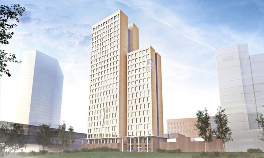 ウィーンの建築家が世界で最も高い木造高層ビルを計画中