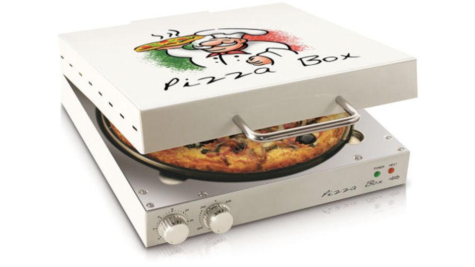 冷めたピザをアツアツに復活させる魔法のピザボックス