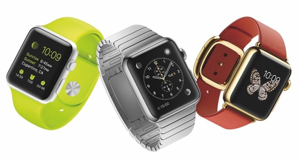 なんと! プラチナ製のApple Watchも検討されていたらしい