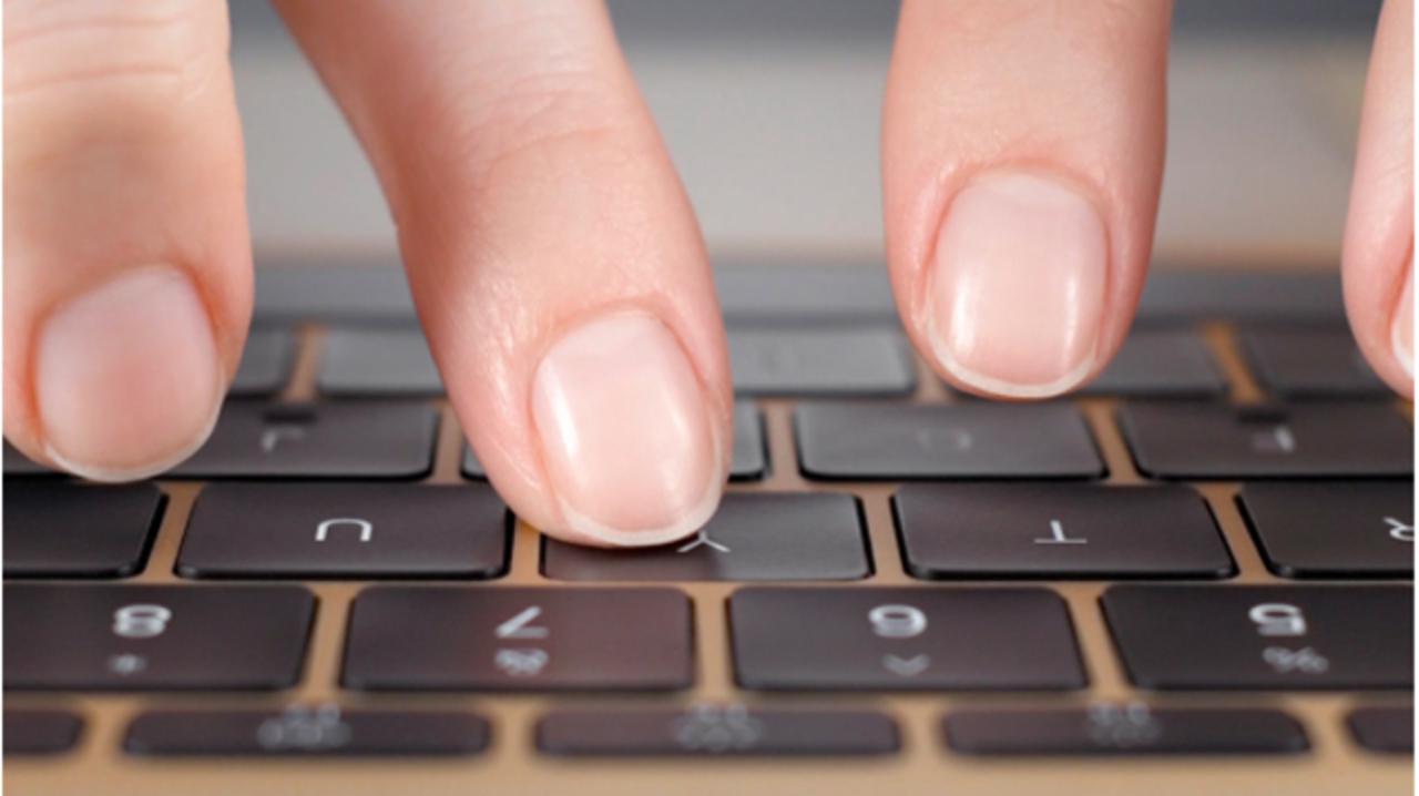 完全に新しいMacBookに搭載される新しいキーボードが革新的 #AppleLive