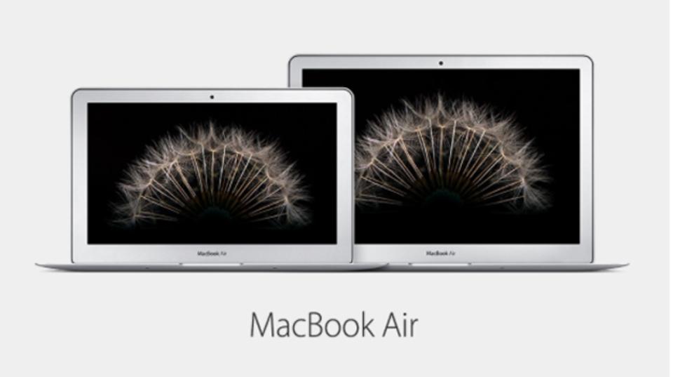 既存モデルもアップデート。Broadwell搭載のMacBook AirとMacBook Pro 13インチも登場 #AppleLive