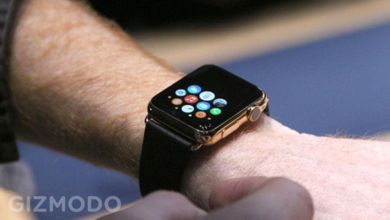 Apple Watchハンズオン。時間かけてみないと判断難しいね