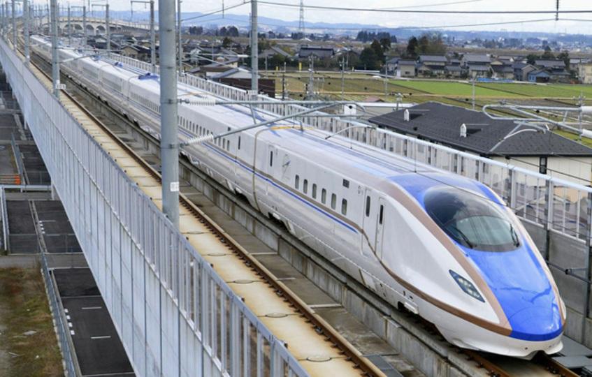 北陸新幹線開通記念! auの4G LTEは北陸でつながるのか大検証