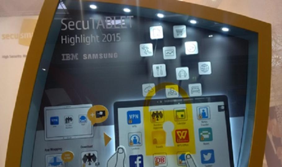 BlackBerryから新タブレット…30万円近い高度なセキュリティをセット装備