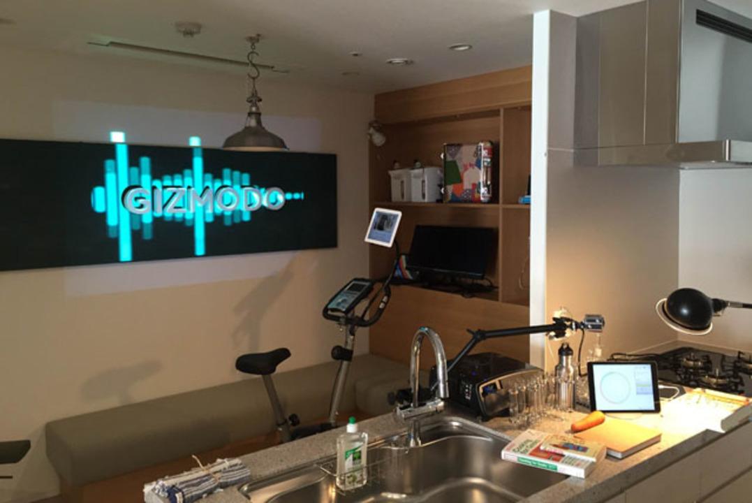 ギズモードがテクノロジー満載のフィットネスキッチンをつくってみました