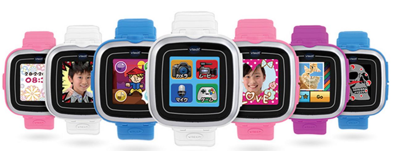 驚くほど多機能。Apple Watch的なお子様向けガジェット「PlayWatch」