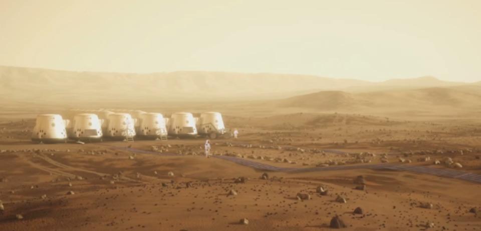 中東初の火星探査計画が始動へ