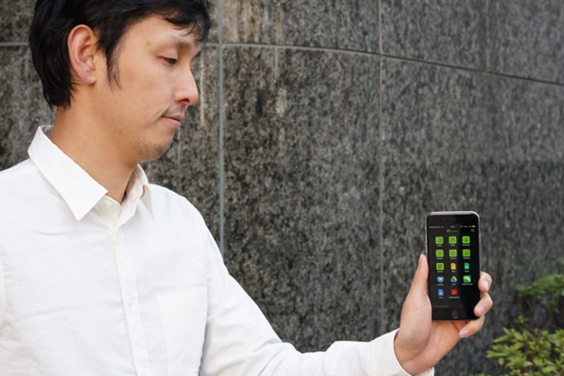 仮想Androidが使えるコレがあれば…。会社支給のスマホを紛失した男の物語