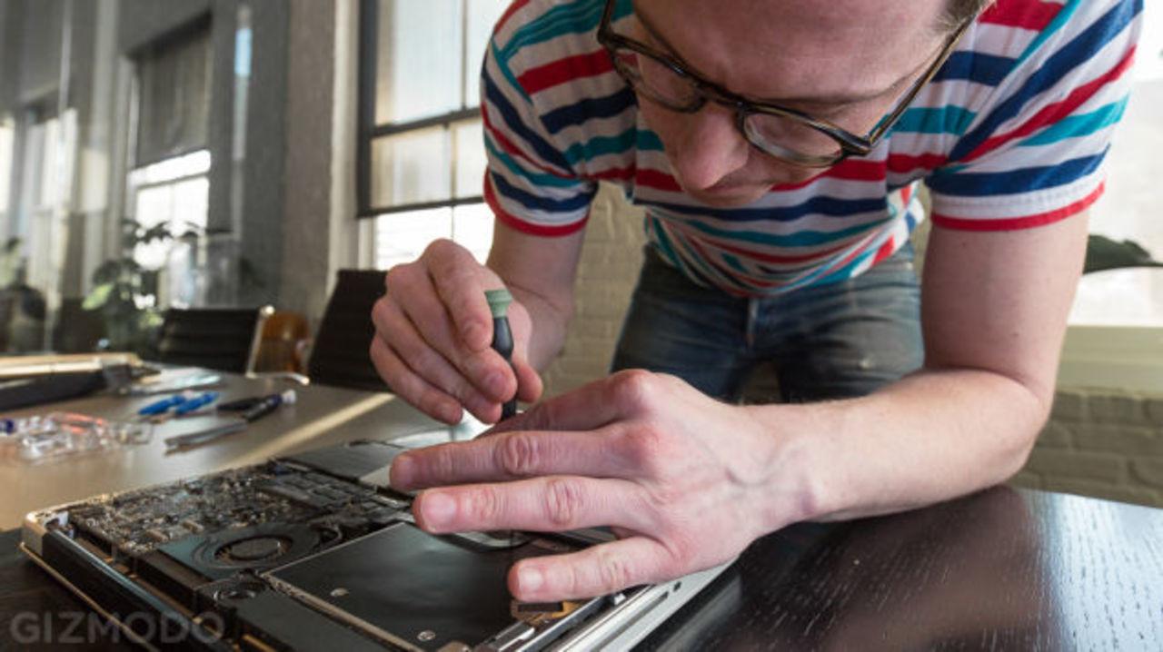 DIYで直せる? MacBookの修理方法、大紹介!