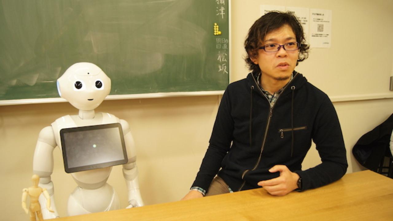 「Pepper」の進化と人型ロボットがもたらす、私たちとの関係性とは?